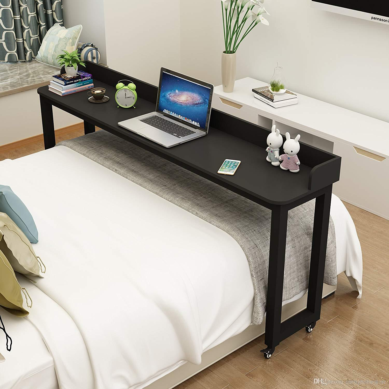 Five Uses for an Overbed Table with Storage