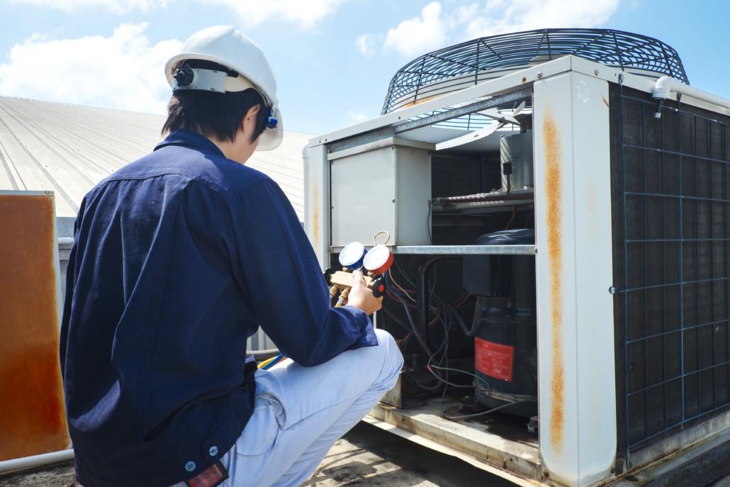 Best 5 HVAC companies in Sandy Springs, GA.