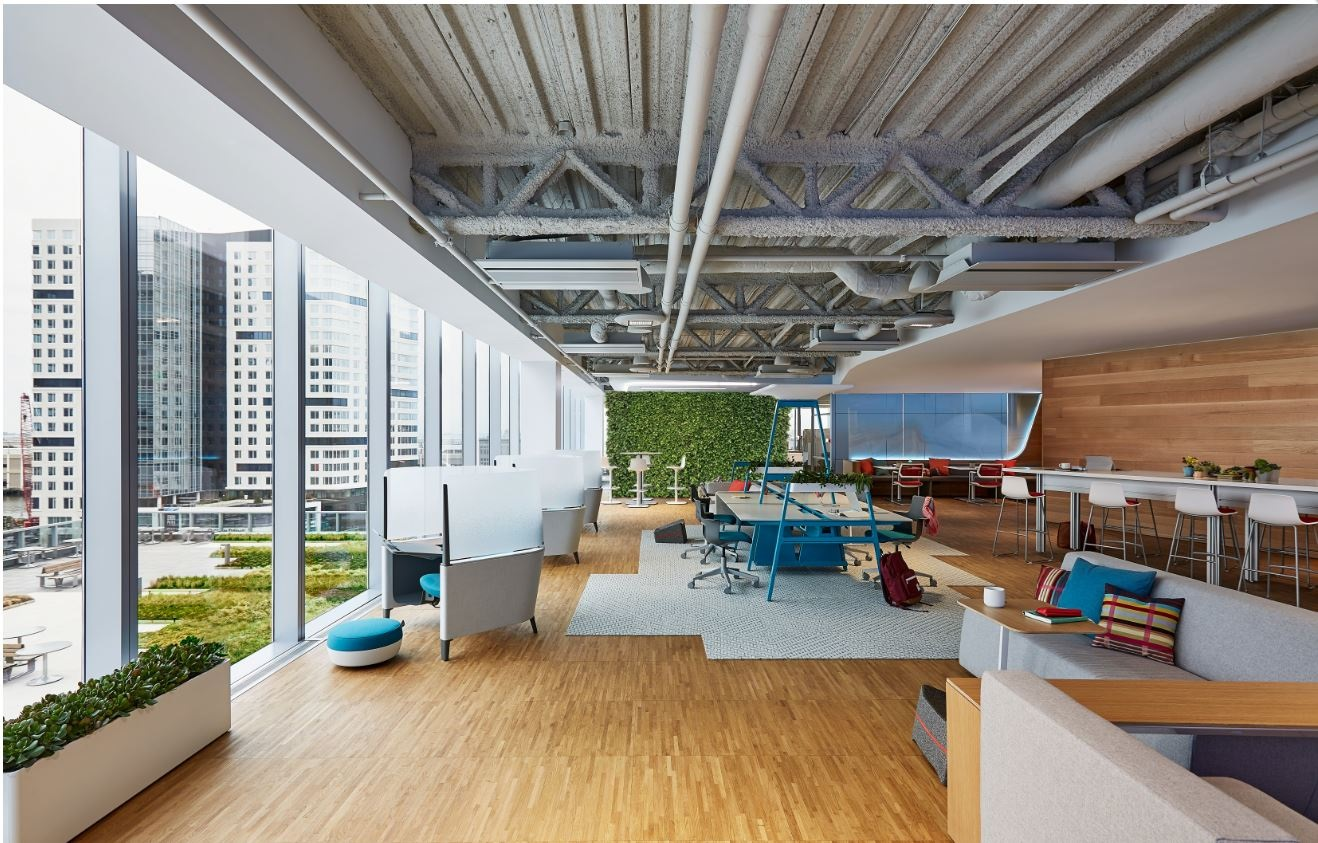 Office Design Trends To Look Out For In 2020