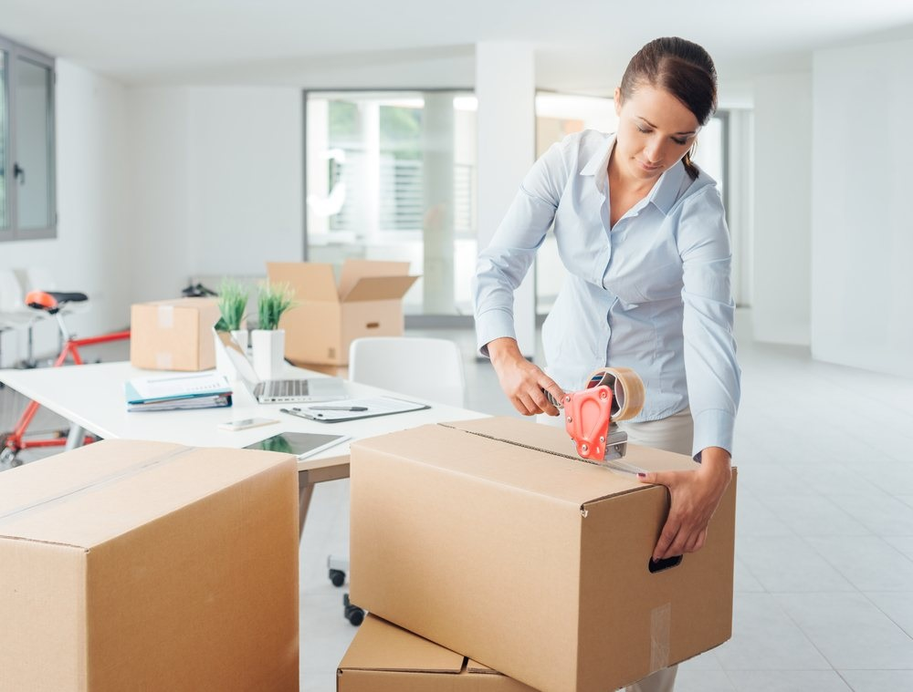 Reasons to hire a removals company for your office move