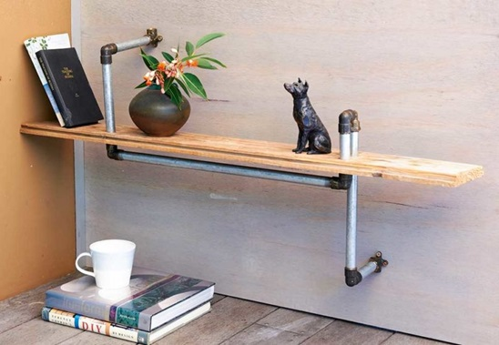 Top Home DIY Pipe Fitting Projects