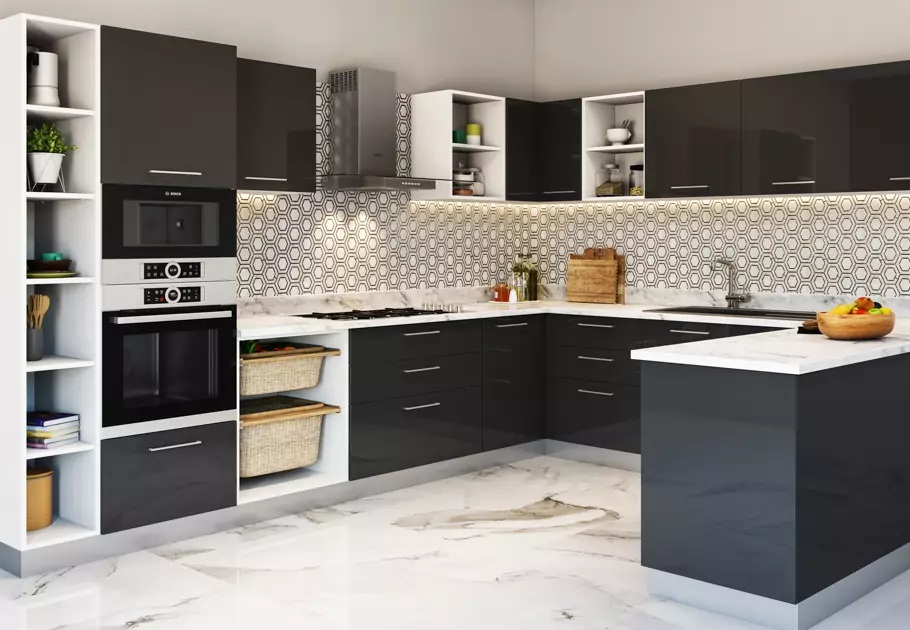 Why Choose Matte White Modern Kitchen Cabinets for Your Home?