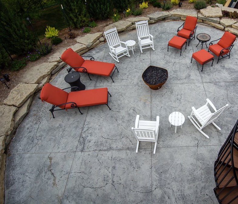 Common Stamped Concrete Services That You Can Get