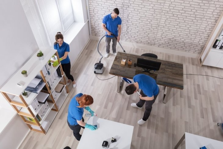 Three crucial tips to consider before hiring a professional cleaning company