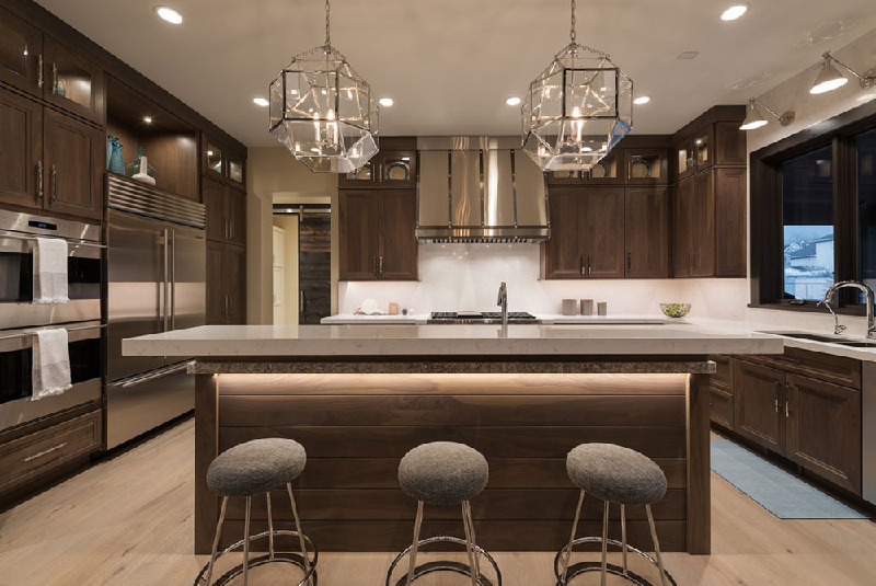 Modern Luxurious Kitchen Design: Minimalism