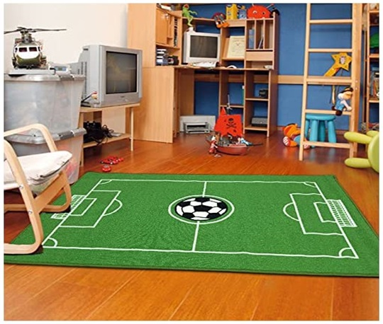 Soccer Rug – How To Get Best Deals Online For Your Home