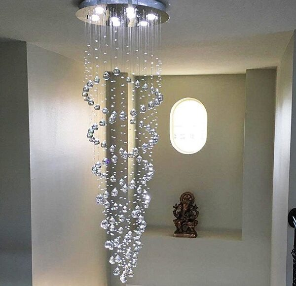 Make Your Dream Home With Raindrop Chandelier Lighting!