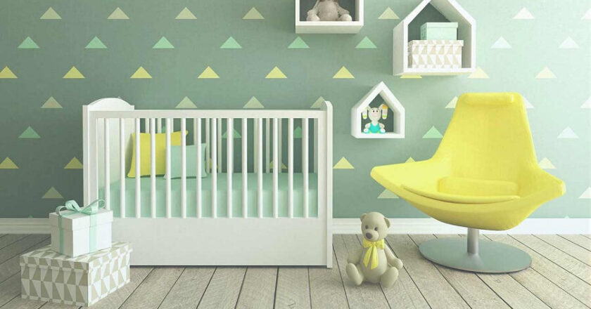 Painting Baby Bedrooms