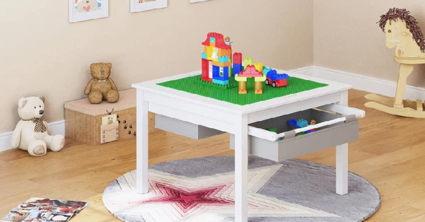 Know More about Lego Table and Its Uses
