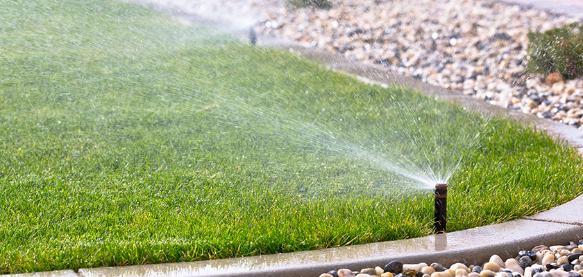 Steps to winterize your irrigation system