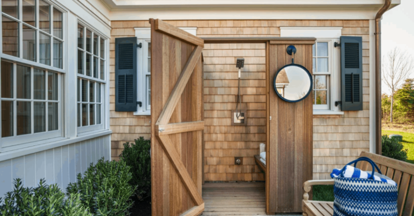 Some of the Different Types of Plumbing for Outdoor Showers