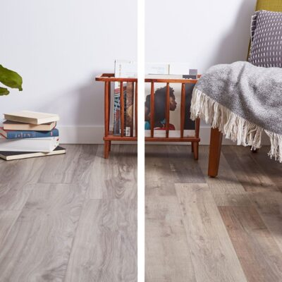 Difference between Wooden and Vinyl flooring