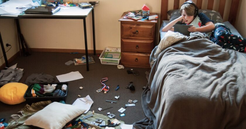 What A Dirty Home Can Say About You