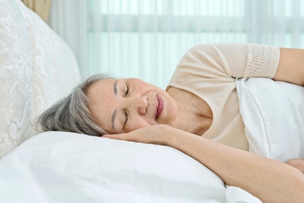 How To Sleep Through The Heat