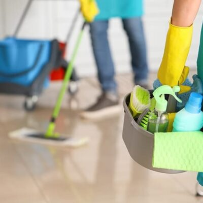 What is included in a deep house cleaning?
