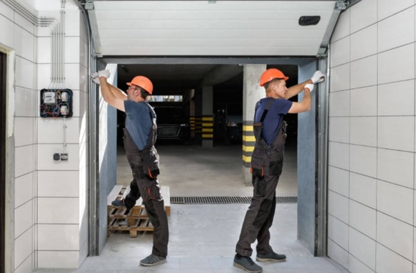 Manual And Automatic Garage Door Installation