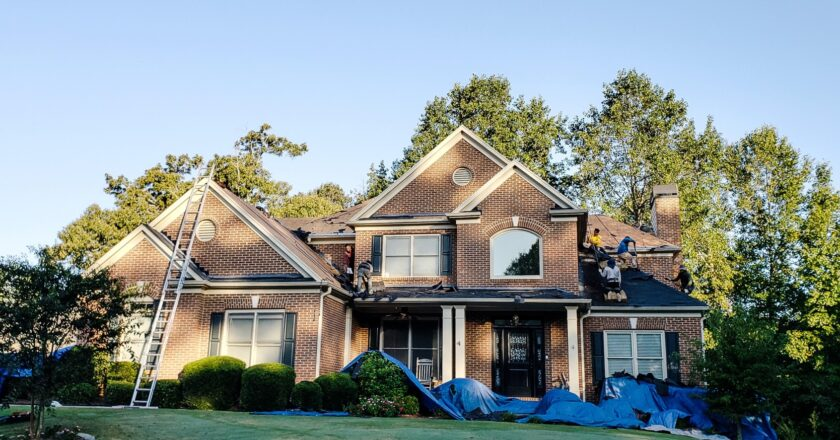 The Installation of a New Roof Involves Many Important Factors