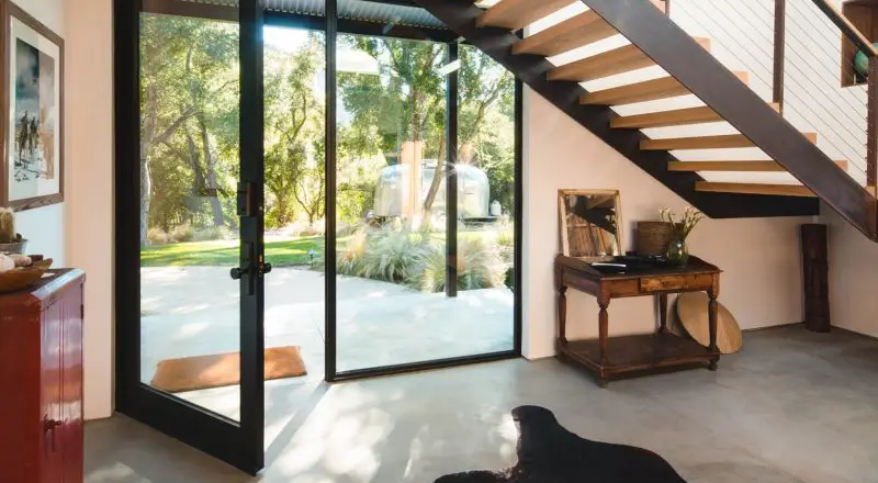 Which is better sliding glass door or French doors?