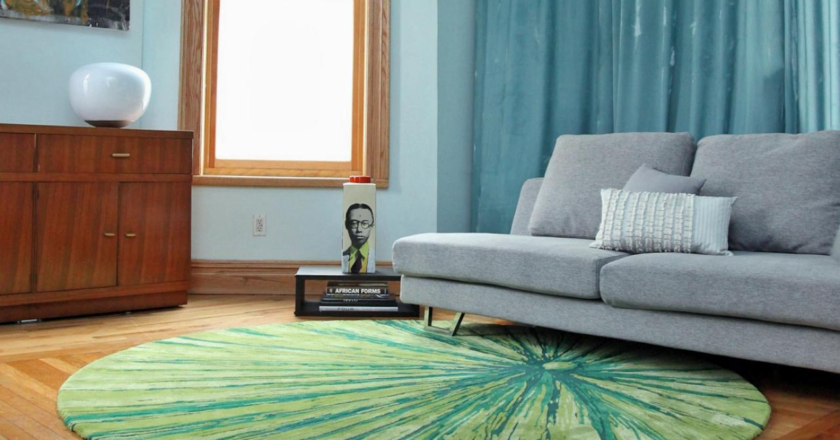 Useful Tips When Choosing An Area Rug For The Living Room