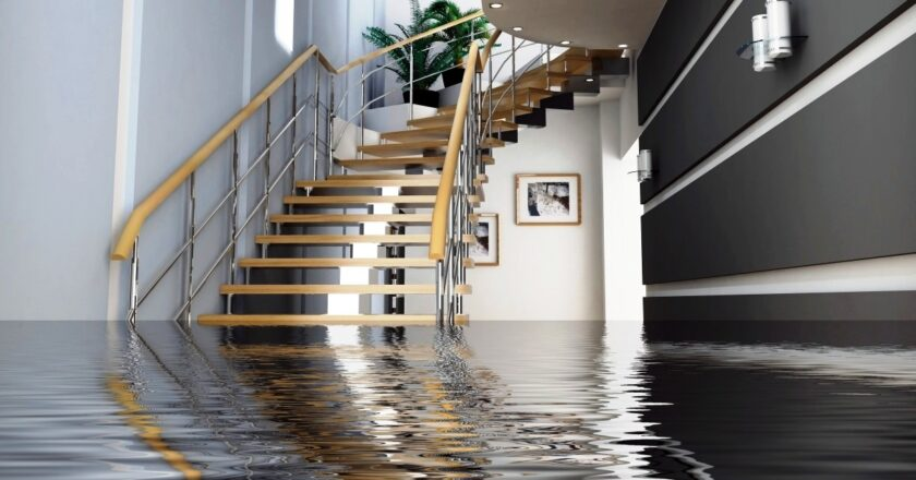 Water Damages Reconstruction Process