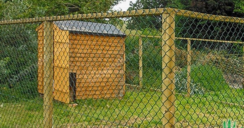 Uses of Mesh Fencing