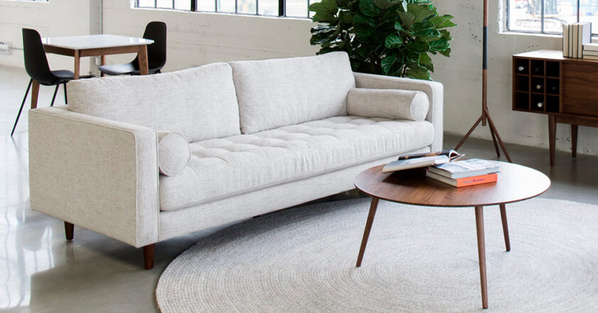 Some of the Best Benefits of Changing the Drab Sofas Online