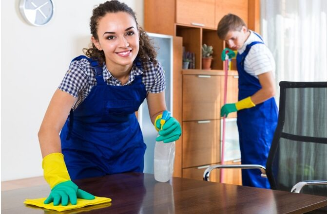 5 Undeniable Benefits of Hiring a Commercial Cleaning Company