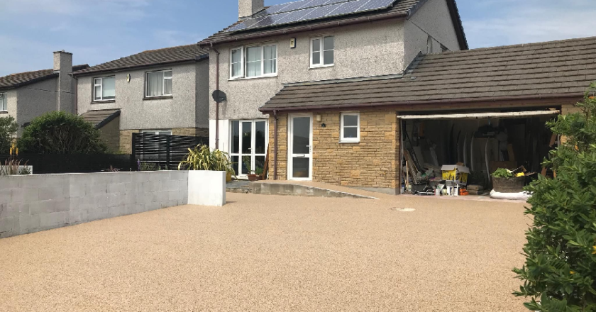 Preparing your ground surface for resin driveways