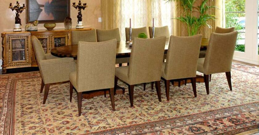 How oriental rugs add class in the home?