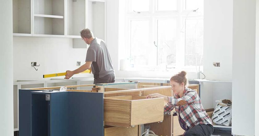 Why Remodeling A Home Is A Vital Choice?